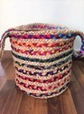 Jute And Scrap Bags(Basket)