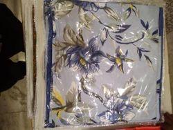 Designer Floral Printed Diwan Cover