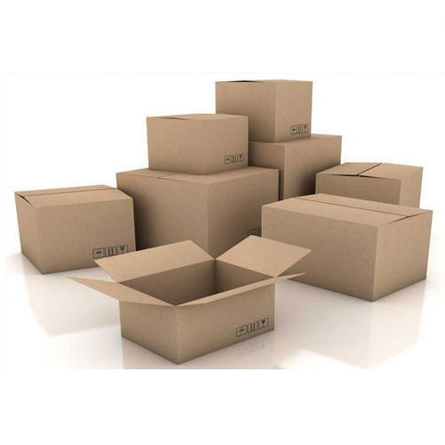 Brown Bio-degradable Biodegradable Corrugated Box