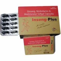 Inseng Plus Multivitamin Soft Gel Capsule