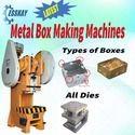 Electrical GI Metal Box Making Machines