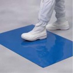 Sticky Mats Clean Room Disposable, Dust Control