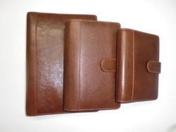 Bifold Leather Money Clip Wallets
