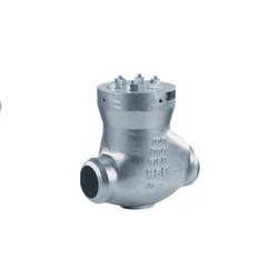 KSB High Pressure Carbon Steel Swing Check Valves