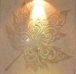 Mint Leaf Wall Panel