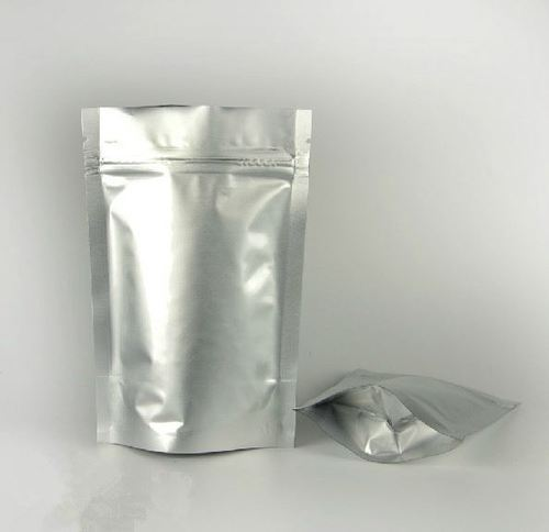 Grey Aluminum Foil Bags Size 7 Inch