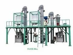 FOUR CHAKKI MINE FLOUR MILL MACHINE