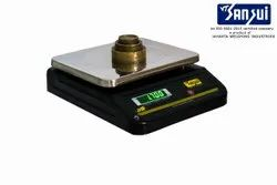 Digital Sansui Weight Machine, Weighing Capacity: 30KG, 1gm