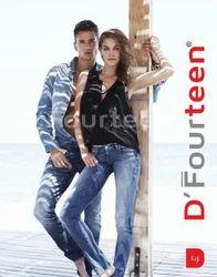 Dfourteen Funky Jeans