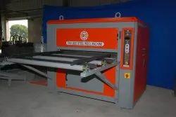 Plywood Polish Machine