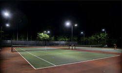 Tennis Court Lighting Service
