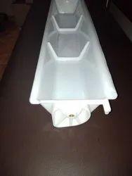 Z - Type Elevator Plastic Bucket 9 Ltr.