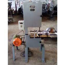 Semi Automatic Vertical Band Saw Machine