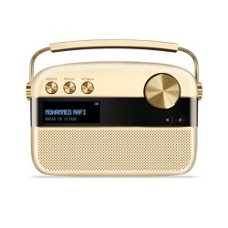 Built-in Stereo Speakers Carvaan Gold Digital Music Player with Remote - Saregama