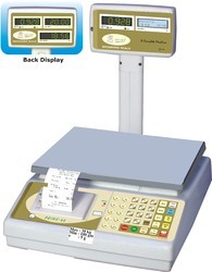 Bill Printing Scale POS
