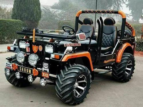 Open Jeep New Model Price