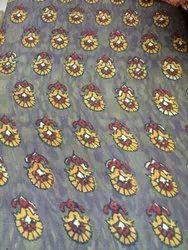 Mudal Silk Fabric