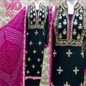 Georgette Party Wear Suit W-351