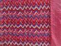 Ikat Printed Kantha Quilt