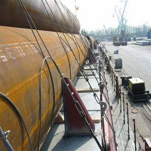 Wire Rope Cargo Lashing Service