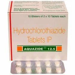 Aquazide 12.5 Hydrochlorothiazide