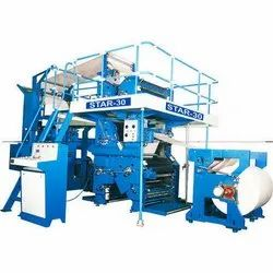 3 Color Satellite Web Offset Printing Press