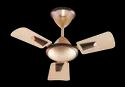 Glister Blossom Ceiling Fan 600 Mm Gel Gold