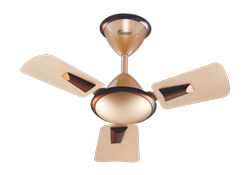 Blossom Ceiling Fan 600 Mm GEL Gold