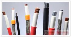 ETC Copper Silicon Fibre Cables, Packaging Type: Roll