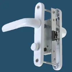 DATAR WHITE BATHROOM DOOR LOCK
