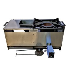 Commercial Biomass Stove Burner