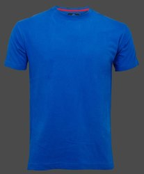 Plain Round Crew Neck T-Shirt