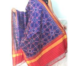 Silk Fabric Dupatta