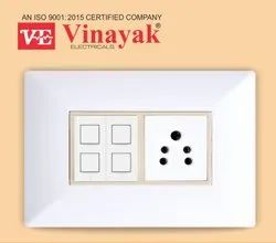 Modular Plates - Plastic Switch Board Plate Manufacturer from Mumbai