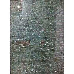 Transparent Designer Glass, Packaging Type: Box