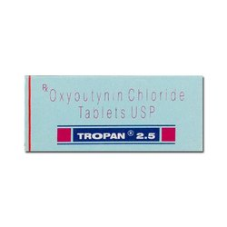 Oxybutynin 2.5 MG