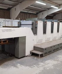 Komari LA 437 Four Colour Offset Printing Machine