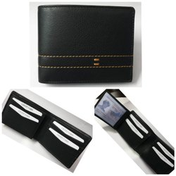 Mens bifold wallet