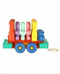 Indoor,Outdoor 3160 My School Bus Plastic Toys, Child Age Group: 9 Months And Above