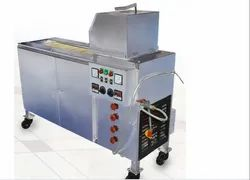 Semi Automatic Layer Type Chapati Making Machine
