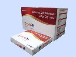 Multivitamin Soft Gelatin Capsules