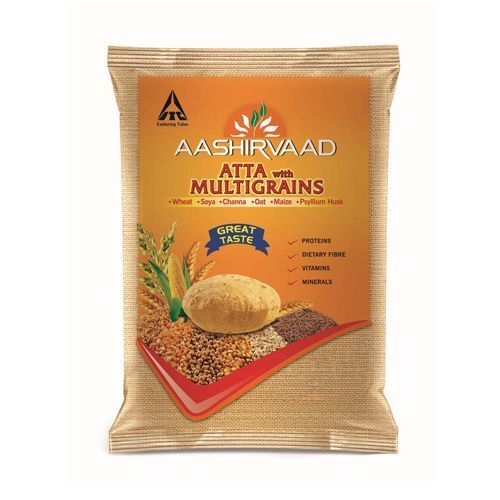 Wheat Atta Packing Bags 10 Kg Wheat Atta Packing Bags Manufacturer
