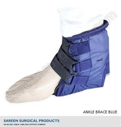 Ankle Brace Blue