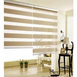 Horizontal Designer zebra Shade Blind