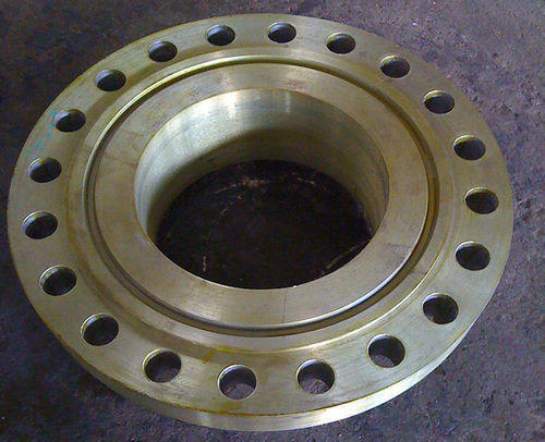 High Strength Carbon Steel Flanges - ASTM A694 F42, F45, F52, F60