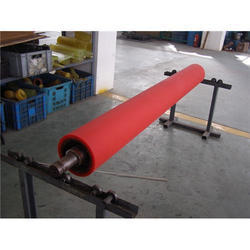 Lamination Rubber Rollers