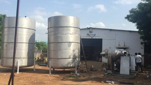 Industrial Storage Tank MS/SS
