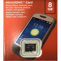 Sandisk Micro Sdhc Card, Memory Size: 8 Gb