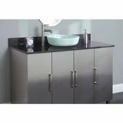 Stainless Steel Bathroom Vanity Cabinet