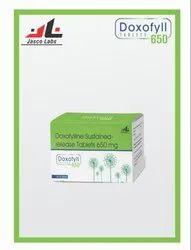 Doxofylline 650 tablet